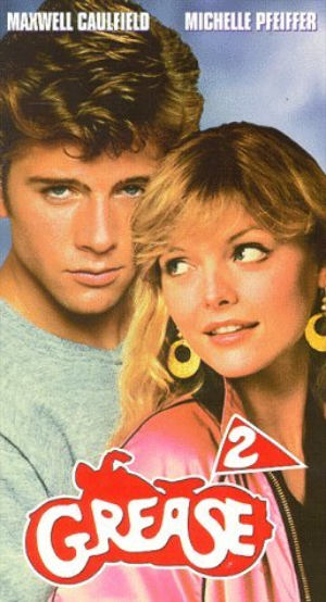 Grease 2 Vhs