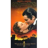Gone with the Wind Vhs