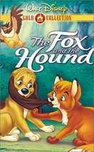 The Fox and the Hound (Walt Disney Gold Classic Collection) [VHS] [VHS Tape] ...
