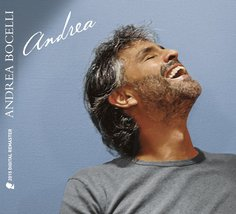 Andrea by Bocelli, Andrea Cd image 1