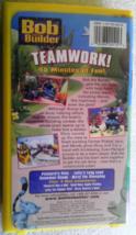 Bob the Builder - Teamwork Vhs image 2