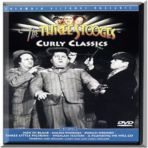 The Three Stooges: Curly Classics Dvd