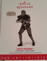 Star Wars Death Trooper 2016 Hallmark Keepsake Ornament NIB - $24.14