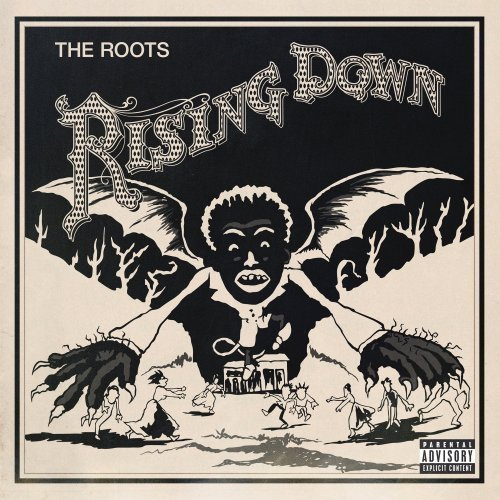 Rising Down by The Roots Cd