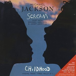 Scream The Remixes by Michael Jackson, Janet Jackson Cd