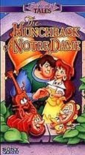 Enchanted Tales: The Hunchback of Notre Dame Vhs