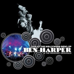 Live at the Hollywood Bowl by Ben Harper Cd