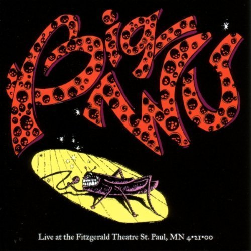 Live at the Fitzgerald Theatre by Big Wu Cd