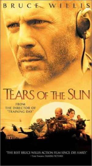 Tears of the Sun Vhs