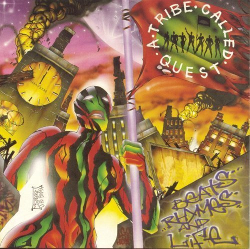 Beats Rhymes & Life by Tribe Called Quest Cd