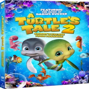 A Turtle's Tale 2: Sammy's Escape From Paradise Dvd