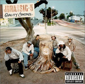 Quality Control by Jurassic 5 Cd