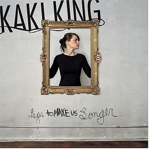 Legs to Make Us Longer by King, Kaki Cd