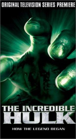 The Incredible Hulk - Original Television Premiere Vhs
