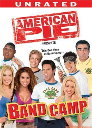 American Pie Presents: Band Camp Dvd