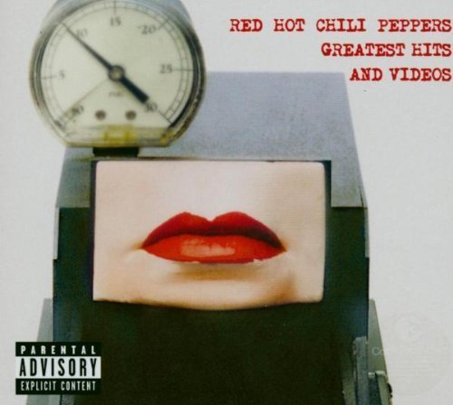 Greatest Hits and Videos by Red Hot Chilli Peppers Cd