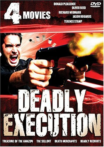Deadly Execution 4 Movie Pack Dvd