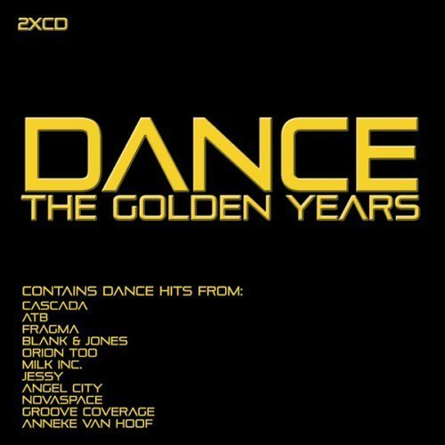 Dance: The Golden Years by Dance Cd