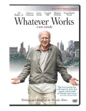 Whatever Works Dvd