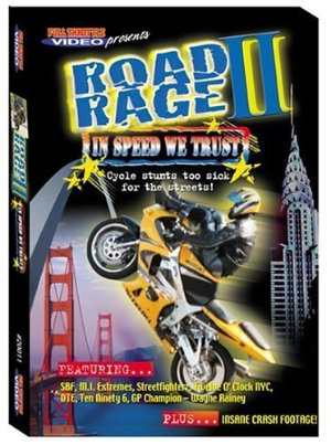 Road Rage II: In Speed We Trust Dvd