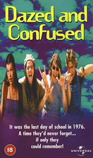 Dazed and Confused Vhs