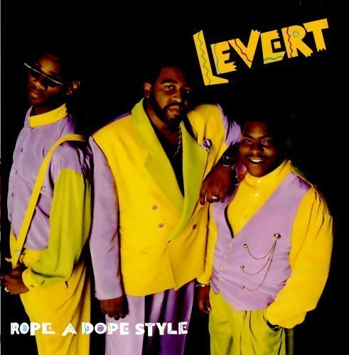 Rope A Dope Style by Levert Cd