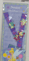 Disney Tinker Bell Lanyard 4 Trading Pins Tink Fairy Theme Parks New - $49.95