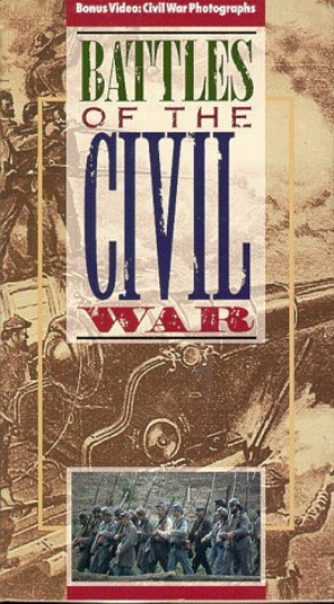 Battles of the Civil Wars Vhs