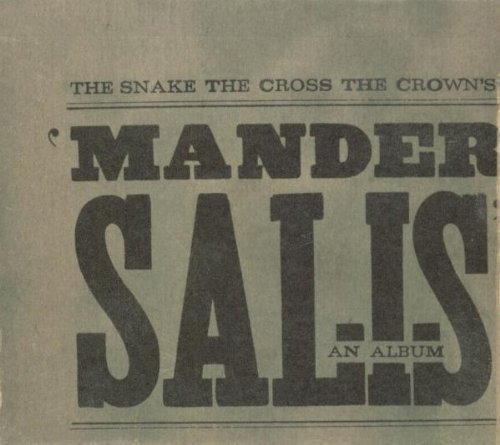 The Snake The Cross The Crown By Mander Salis Cd