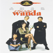 A Fish Called Wanda Dvd image 1