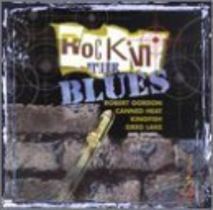 Rockin the Blues by Various Artists Cd
