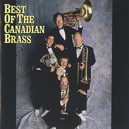 Best of the Canadian Brass   Cd
