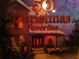 50 Christmas Favorites Cd image 1
