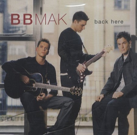 Back Here / Miss You More by BBMac  Cd