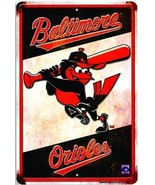 """Baltimore Orioles MLB """"Replay"""" Parking Sign New - $11.83"""