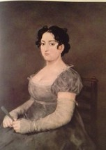 Woman in Gray  (MINI PRINT) By Francisco DeGoya - $45.00