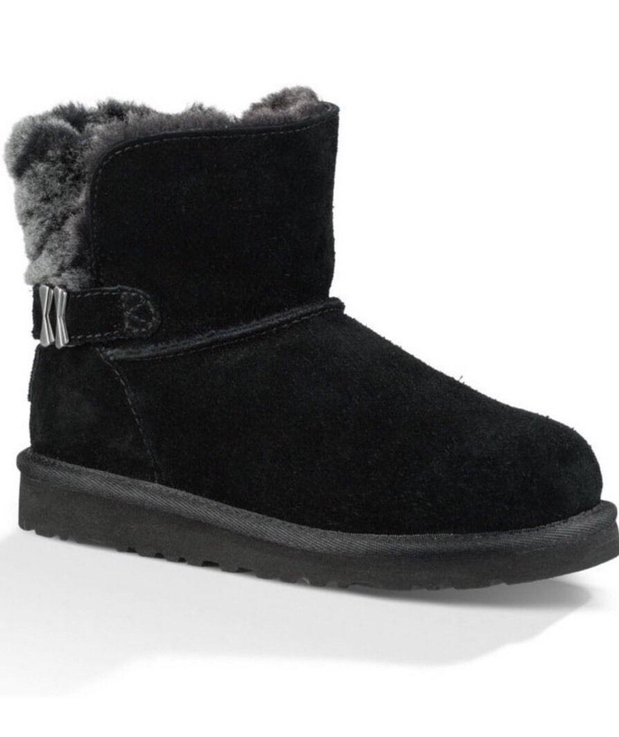 0aded4574 NIB UGG Girls' Analia Boots SZ 4m Black and 50 similar items. S l1600