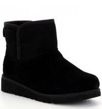 NIB UGG Girls' Katalina Boots Black Size 4M Youth - $100.97