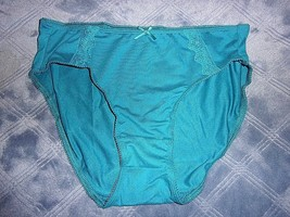 Size S/5 KAREN NEUBURGER Ladies Hi-Cut Underwear Lace Brief - $6.98