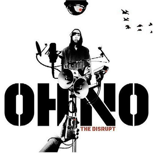 Disrupt by Oh No Cd