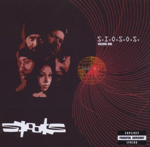 S.I.O.S.O.S. Volume One By Spooks Cd