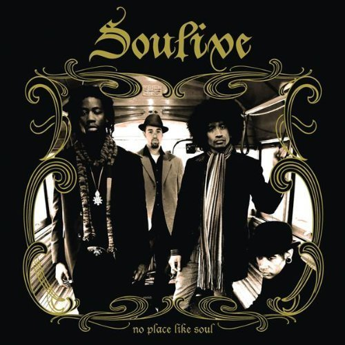 No Place Like Soul by Soulive  Cd