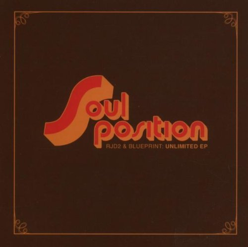 Unlimited EP by Soul Position Cd