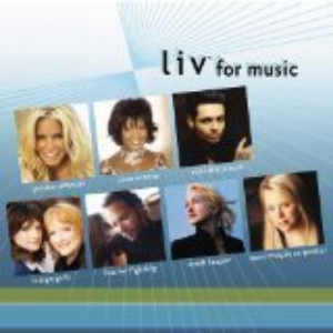Liv for Music By Various Artists Cd