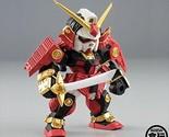 Bandai Shokugan FW Converge EX Musha Gundam Model Kit