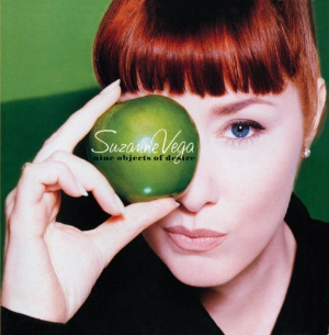 Nine Objects Of Desire By Suzanne Vega Cd