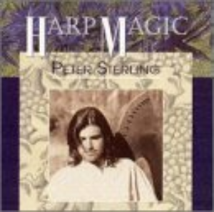 Harp Magic by Sterling, Peter Cd