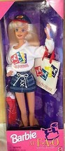 Barbie Loves to Shop FAO Schwarz Doll 1996 NRFB Mattel 17298 Store Exclu... - $29.30