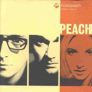 Audiopeach By Peach Union Cd