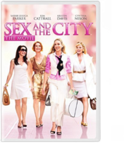 Sex and the City: The Movie Dvd - $9.50